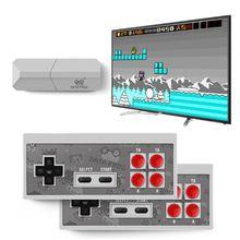 Y2 Pro 4K Video Game Console Built in 600 Classic Games Wireless Controller Mini Retro Console