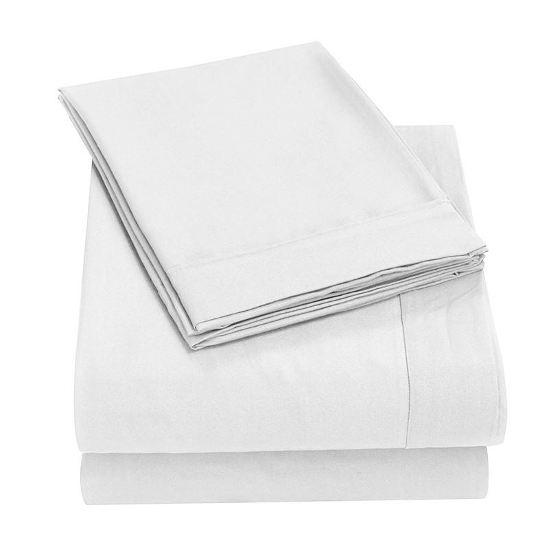 49Super Suave Como Seda-1500 Thread Count Egyptian de Qualidade Luxuoso Rugas, Fade, mancha Resistente lençol conjunto conjunto de folhas