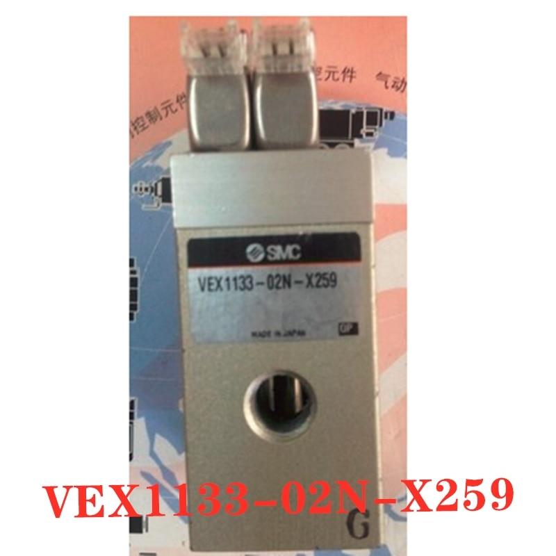 ل SMC الملف اللولبي صمام VEX1133-02N-X259/VEX1133-02N-X242