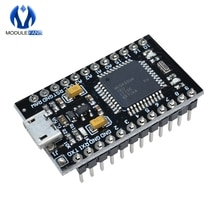 Strong Series Pro Micro ATmega32U4 3.3V 8MHz Module USB Controller Board For Arduino Nano With The Bootloader ATMEGA32U4-AU