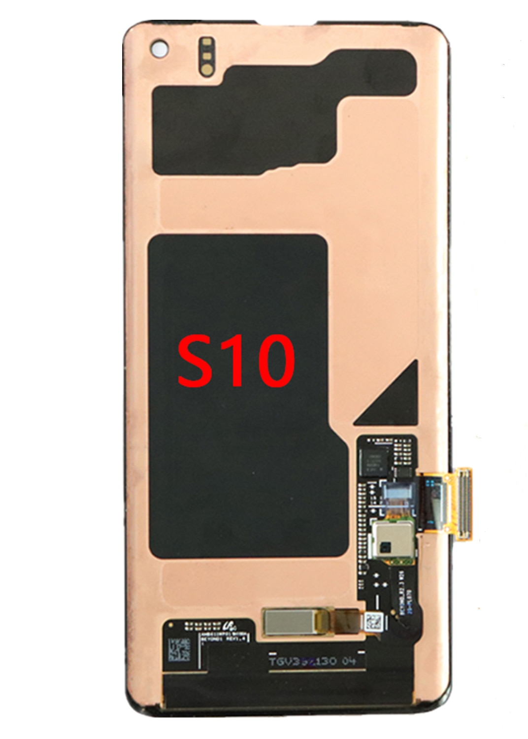 Original with point LCD For SAMSUNG Galaxy S10 SM-G973F/DS G973U G973 Amoled 6.1'' S10 Display+Touch Screen Digitizer Assembly enlarge