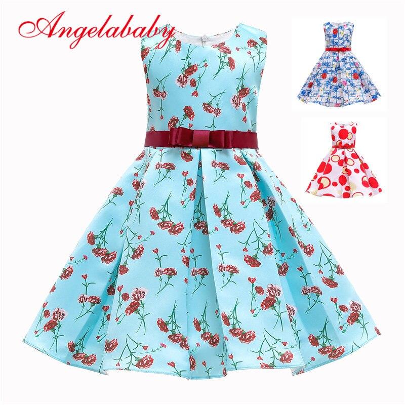 Vestido de cumpleaños elegante para chicas adolescentes, vestido de princesa Floral, vestido de baile, vestido de tutú para deshierbe, ropa para niños