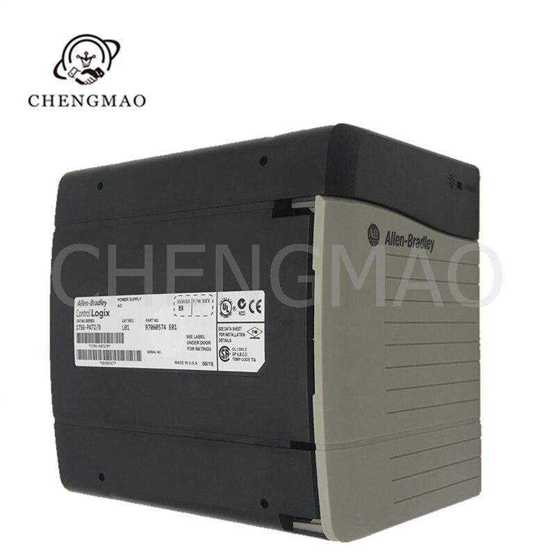 Módulo de fuente de alimentación de CC AB 1756-PA72, controlador programable, fuente...