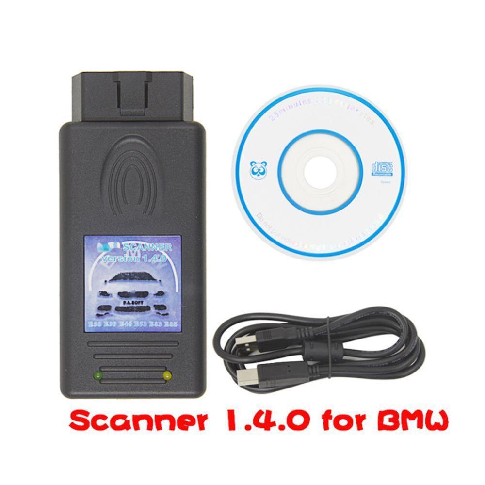 Car Auto Scanner V1.4.0 Diagnostic Scanner Accurate Vehicles Diagnostic Instrument For BMW Chassis E38 E39 E46 E53 E83 E85
