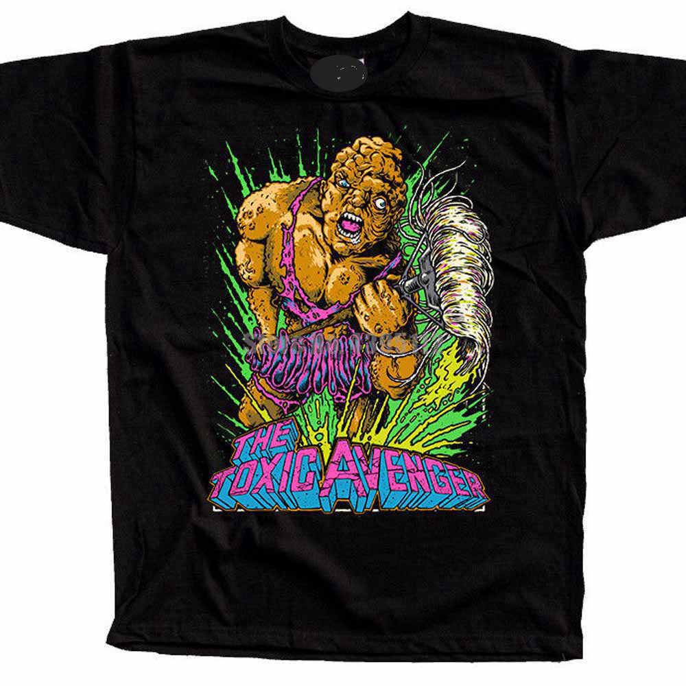 O vingador tóxico filme cartaz dos homens tiro com arco camisa de algodão camisas bombeiro ginásio t camisas verão topos afmavu