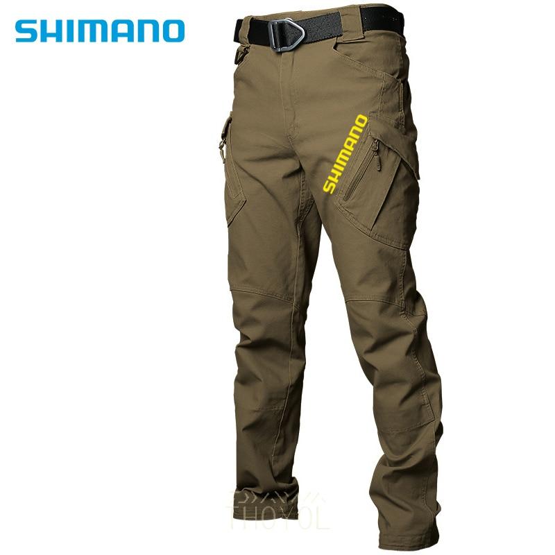 Shimano Fishing Clothes Men Outdoor Fishing Jacket Breathable Fishing pants Sports Fishing Clothing Waterproof Fishing Suit Men enlarge