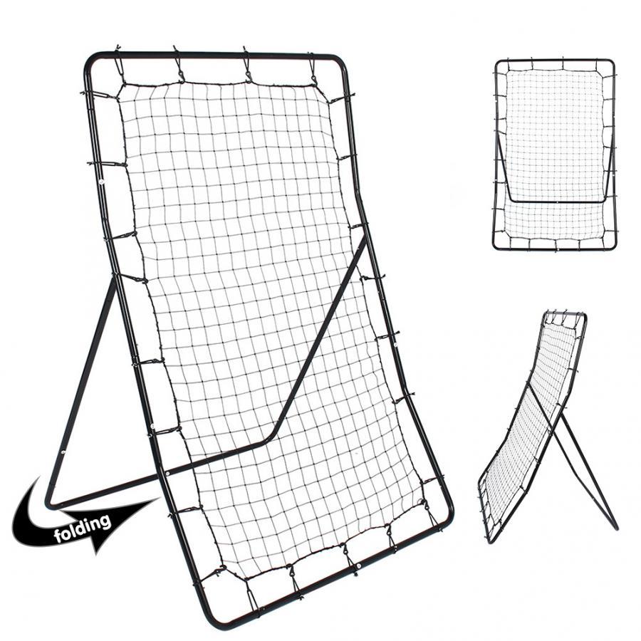 US DE AU FR Baseball Training Net Rubber High Quality Foldable Baseball Softball Training Net Pitching Practice Net