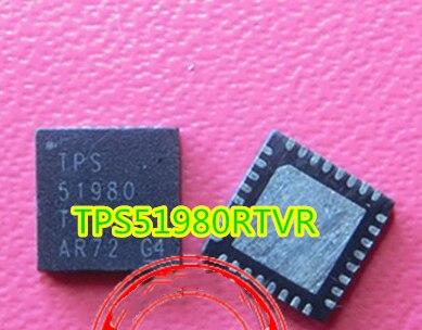 TPS51980RTVR TPS51980 QFN32 original neue