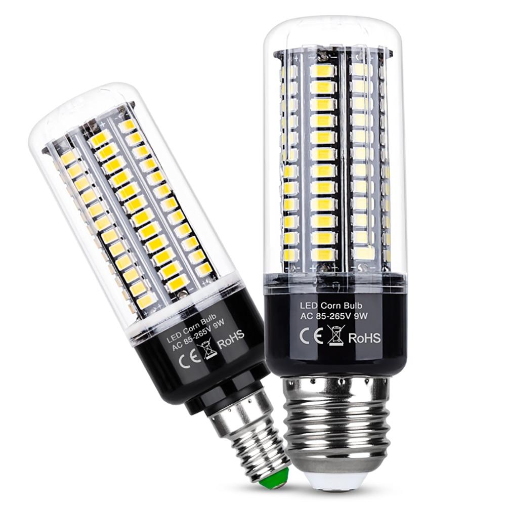 LED Corn Light E27 E14 SMD5736 LED Bulb AC 110V 220V LED Lamp 3.5W 5W 7W 9W 12W 15W 20W LED Light bulb for Living Room Ampoule