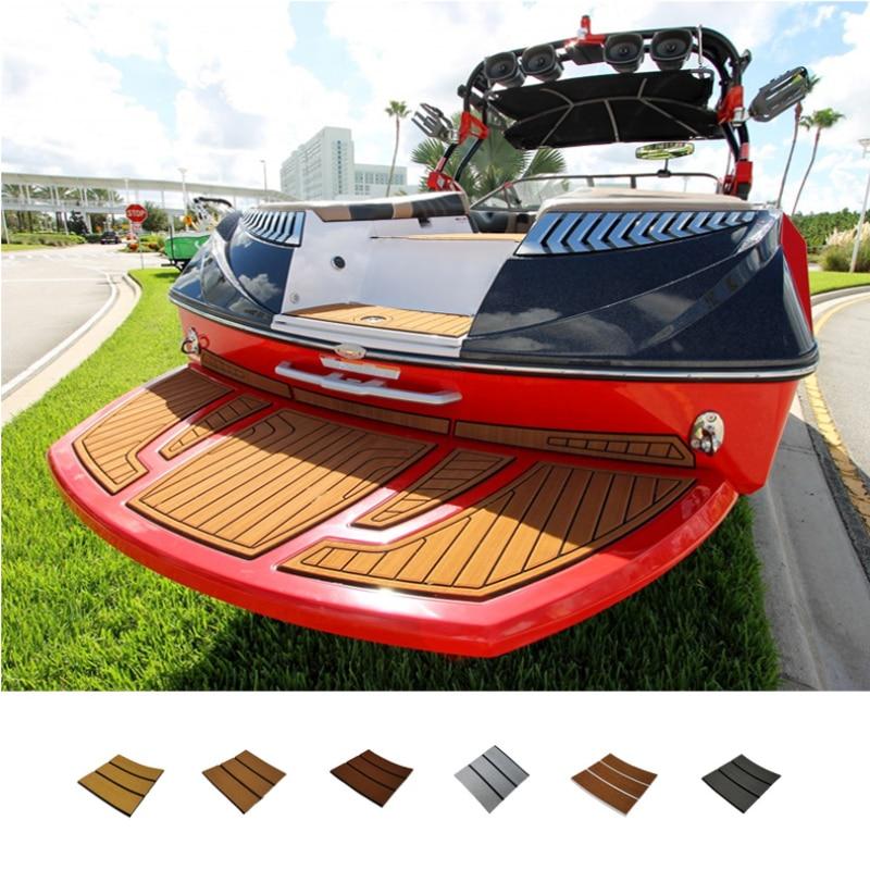 Коврик для настила лодки, нескользящий настил для яхты, морской коврик, самоклеящийся настил для лодки