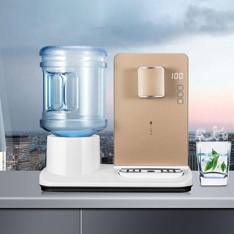 موزع مياه ذكي 220 فولت متعدد الوظائف صغير فوري حار صغير سطح المكتب موزع مياه مكتب المنزل آلة المياه
