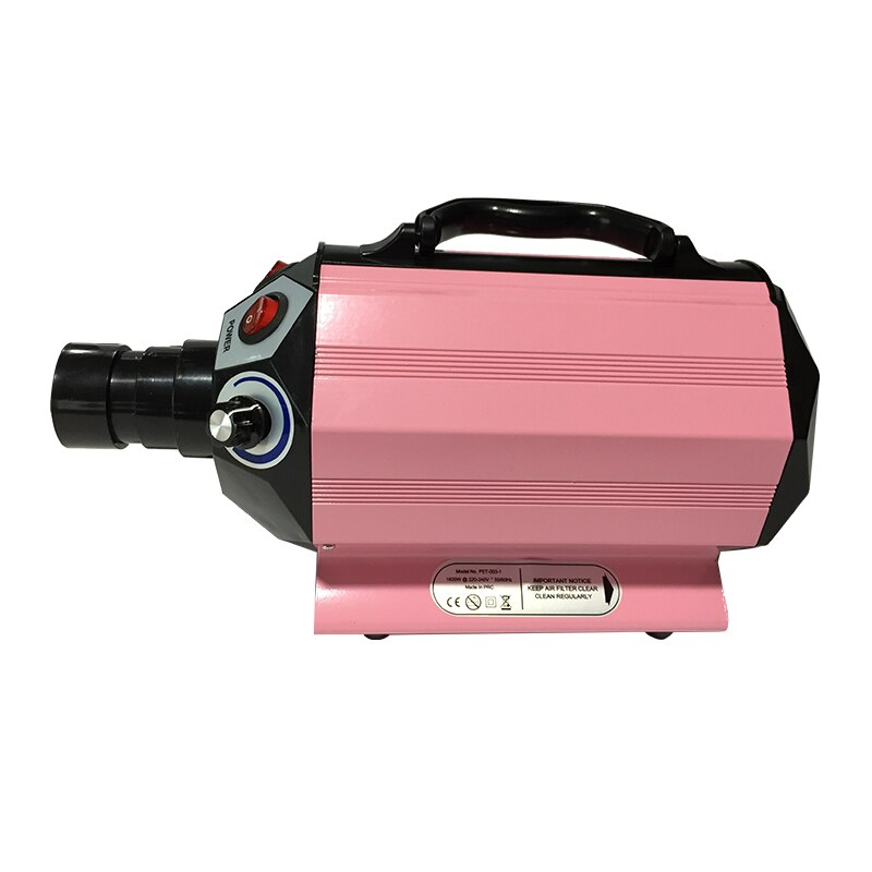 1600W Power Hair Dryer For Dogs Pet  Cat Grooming Blower Warm Wind Secador Fast Blow  Small Medium enlarge