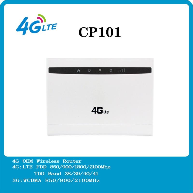 4g lte roteador sem fio cp101 lte cat4 100mbps cpe wifi casa gateway pk b315 b593 b525 e5186