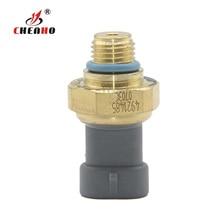 New Oil Fuel Pressure Sensor Fuel Rail Pressure Regulator For C-U-M-M-I-N-S  4921485