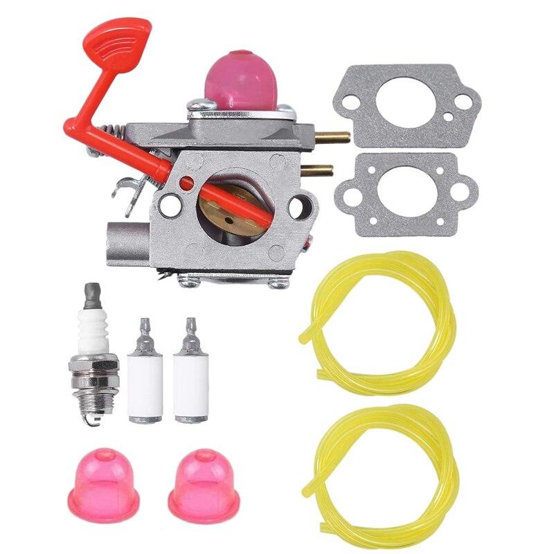 WT-875 545081855 carburador para Walbro cortadora de césped BVM200C P200C GBV325 P325 200Mph soplador reemplaza