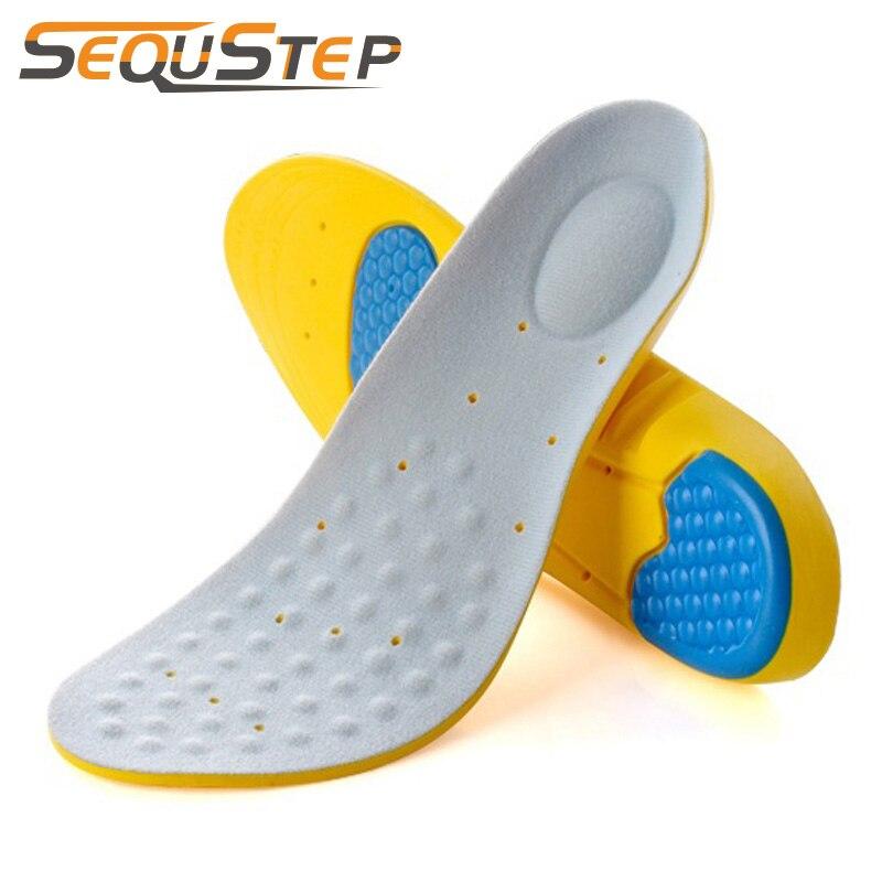 2 pares de plantillas deportivas de baloncesto para correr, plantillas con absorción de impacto, plantilla deportiva de espuma para masaje, plantillas absorbentes de sudor