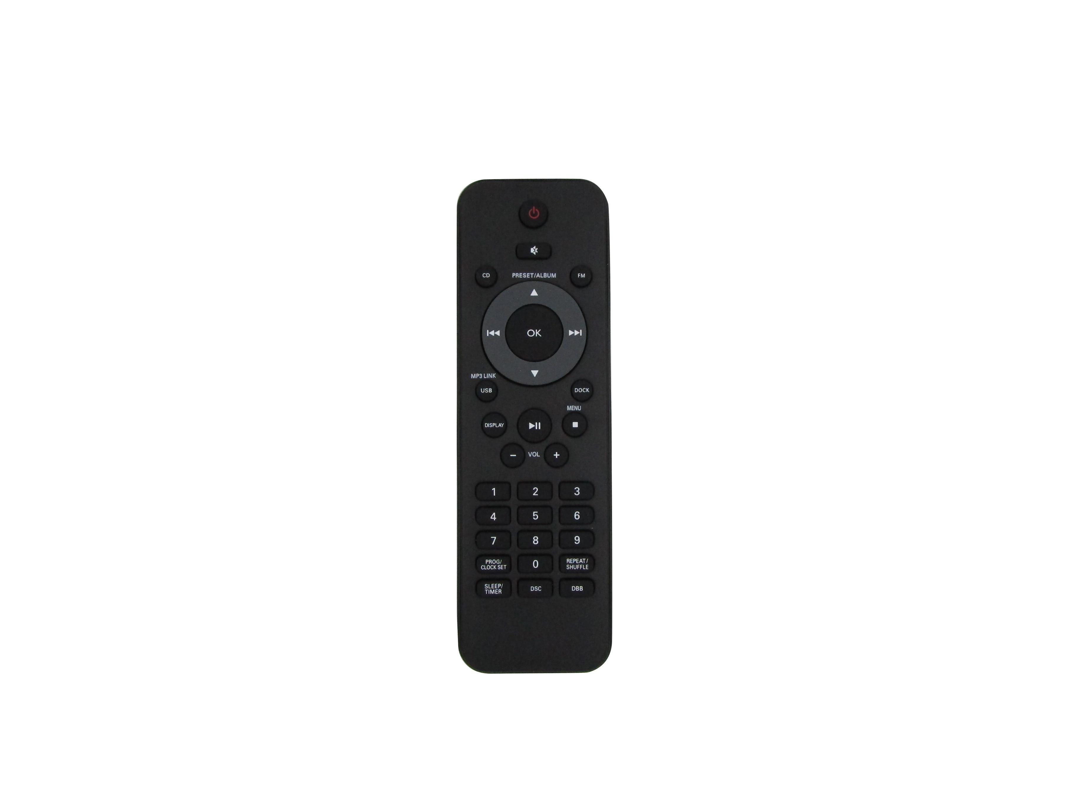 Remote Control For Philip RC31A-T2 DCM3060 DCM3060/93 mcm207 DCM3060/12 DCM3065 996510055535 DCM3020