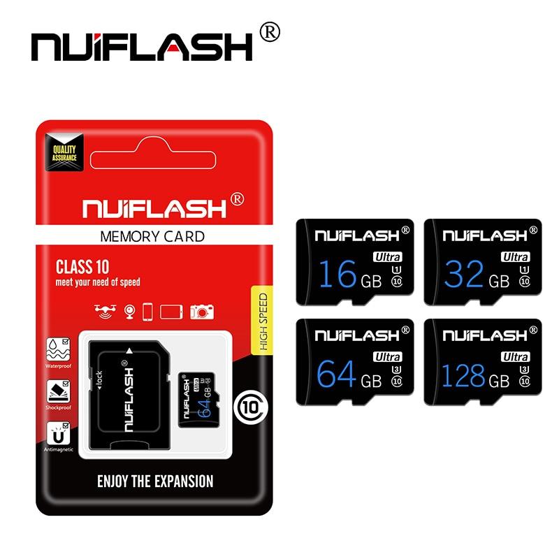 Top Sale micro sd memory card 8GB 16GB 32GB class 10 micro sd cards 64GB 128GB TF card for Smartphon