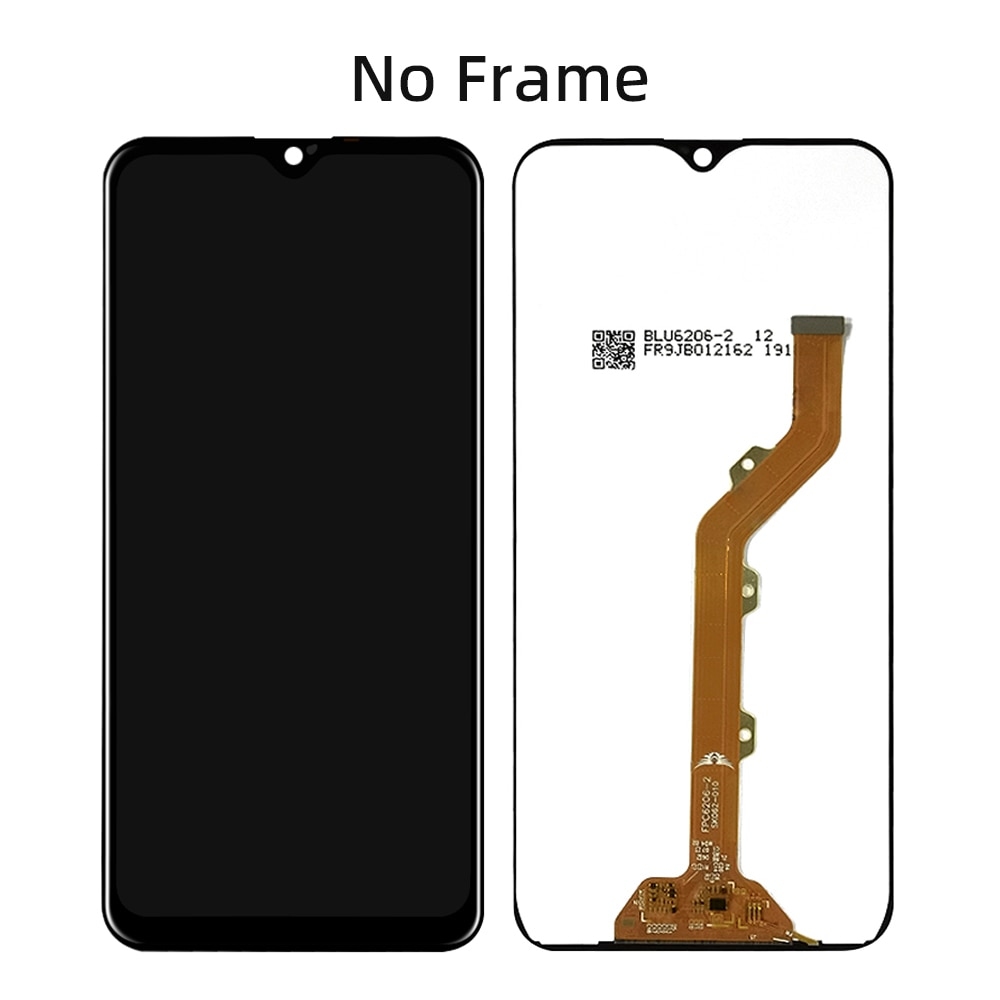 """6.2"""" Original For Tecno Camon 11S CB7 LCD Display Touch Screen Digitizer Assembly Camon i 4 CB7J LCD Repair Replacement Parts"""