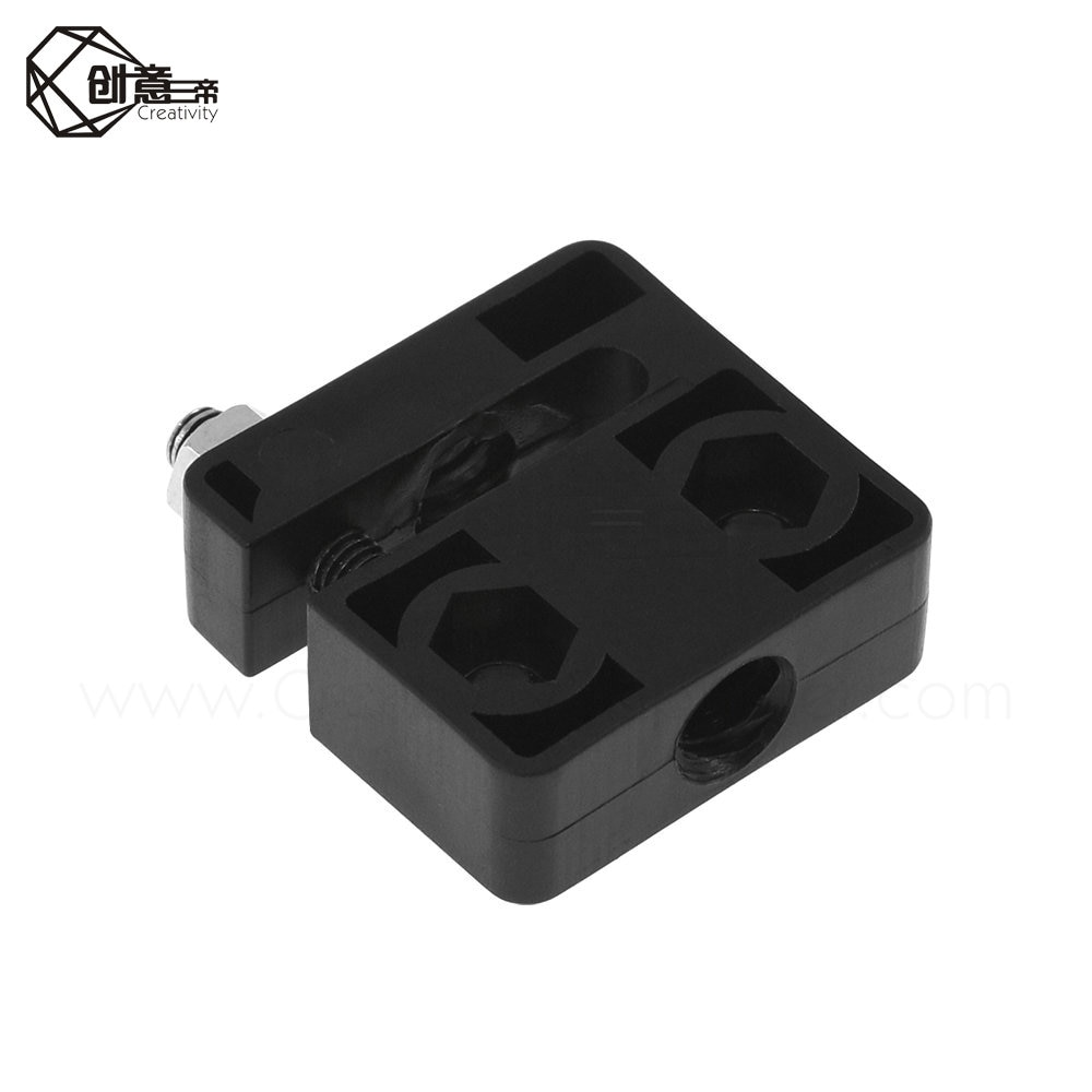3d printer nut T openbuilds type anti-backlash nut block T8 screw 8mm screw lead 2mm 8mm 1pcs