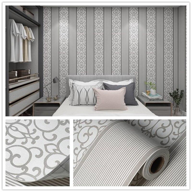 ورق حائط ثلاثي الأبعاد بنمط دمشقي غير منسوج ، ورق حائط للديكور المنزلي ، غرفة المعيشة ، غرفة النوم