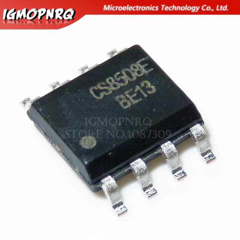 5 uds CS8508E SOP CS8508 8W SOP-8 amplificador de audio IC SOP8 parche productos calientes
