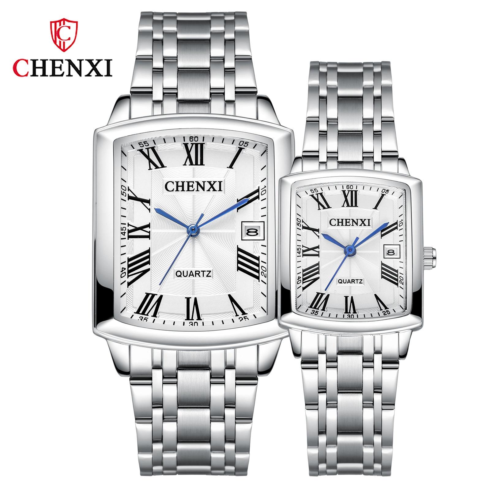 Парные часы, повседневные кварцевые часы с календарем 079a, прямые продажи с фабрики, оптовая продажа мужских часов