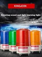 LPSECURITY LED etanche exterieure lampe BALISE rouge alarme clignotant 90dB sirene stroboscopique pour systeme dalarme gsm a domicile