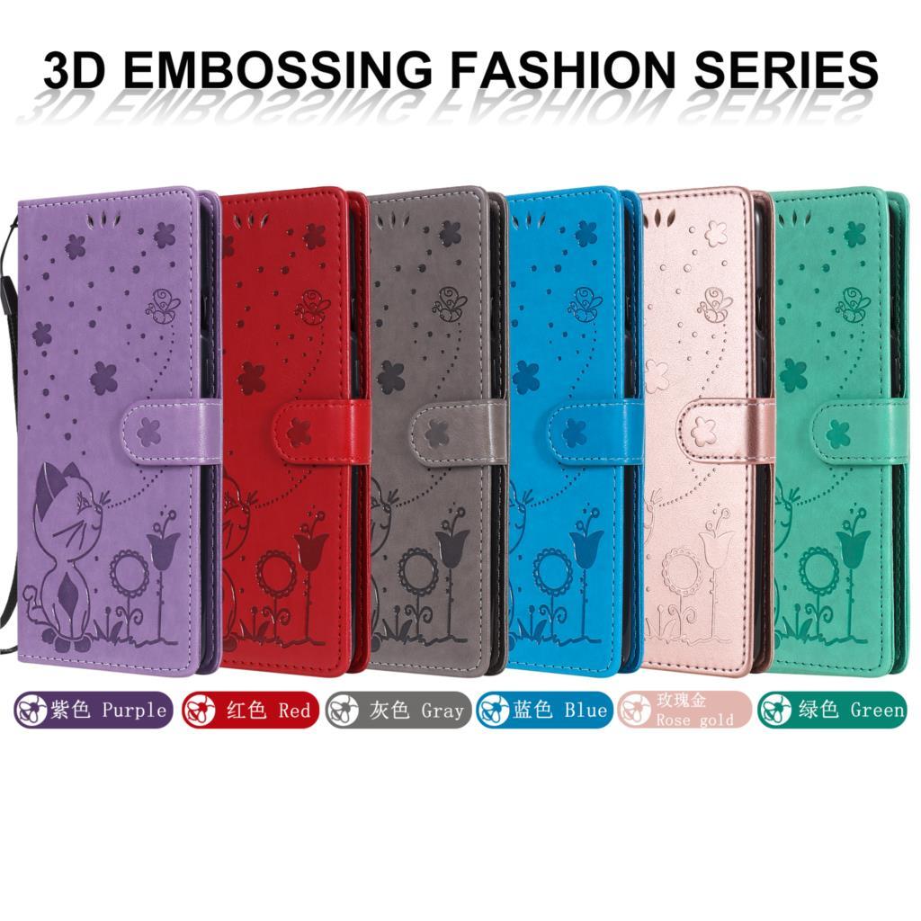 Fundas de silicona de colores para OnePlus 8T Funda de cuero brillante...