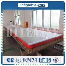 Factory price Gym Airtrack Gymnastics Mat AirTrack Inflatable Air Floor Mat acrobatics air track