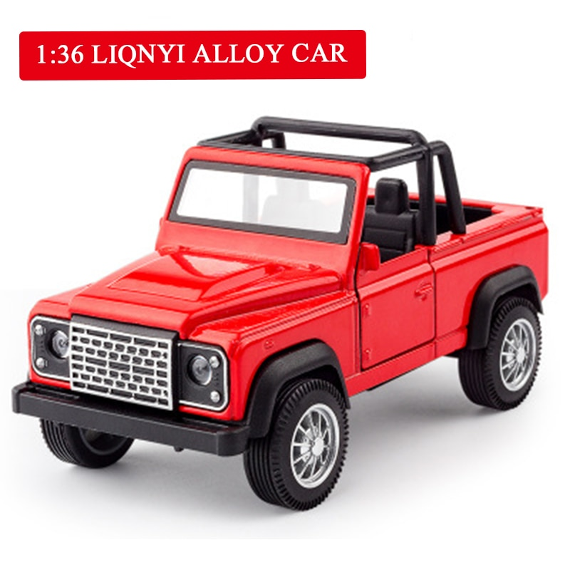 Mini Alloy Vehicle Simulation Model Off-road Vehicle Mould Opening Jeep Cake Arrangement Alloy Vehicle Children's Best Toy Gift