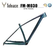 Cadre de haute résistance chinois vtt 29er 142mm/148mm boost VTT cadre 29 cadre de vélo carbone max 2.35 pneus