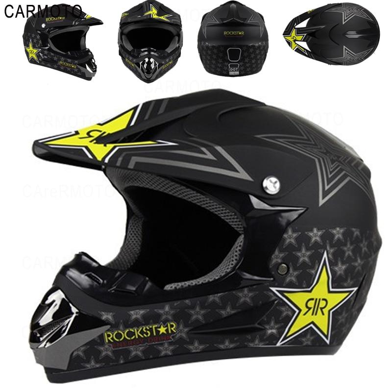 2019 Hot Motocicleta motocross Off Road Capacete carmoto ATV Dirt bike Downhill MTB DH corrida capacetes capacete cruz