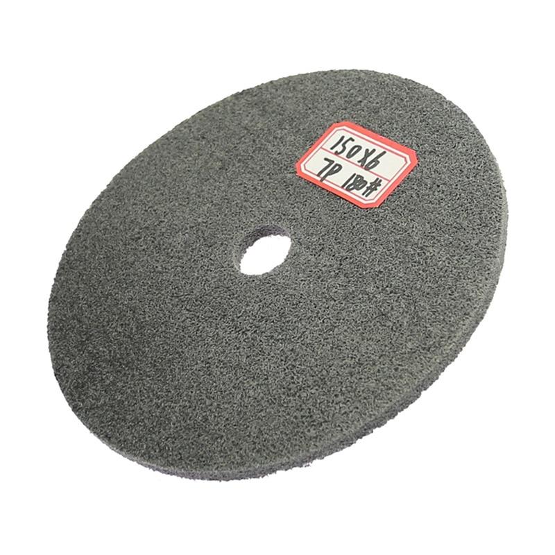 1 tükk 150 mm õhuke nailonist poleerimisketas roostevabast terasest - Abrasiivtööriistad - Foto 4