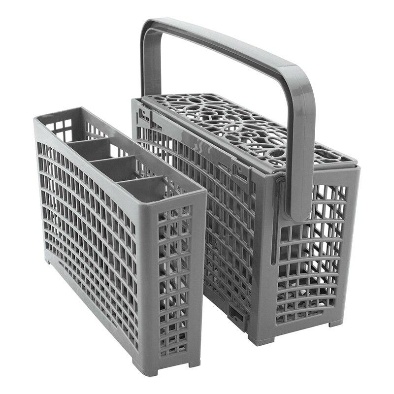 Cesta Universal de cubiertos de utensilio de repuesto para lavavajillas para Bosch/Maytag la ayuda de cocina divide los accesorios de cocina