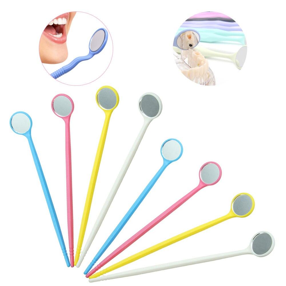 Пластиковое стоматологическое зеркало, одноразовое стоматологическое зеркало, стоматологическое зеркало, стоматология, стоматология, сто...