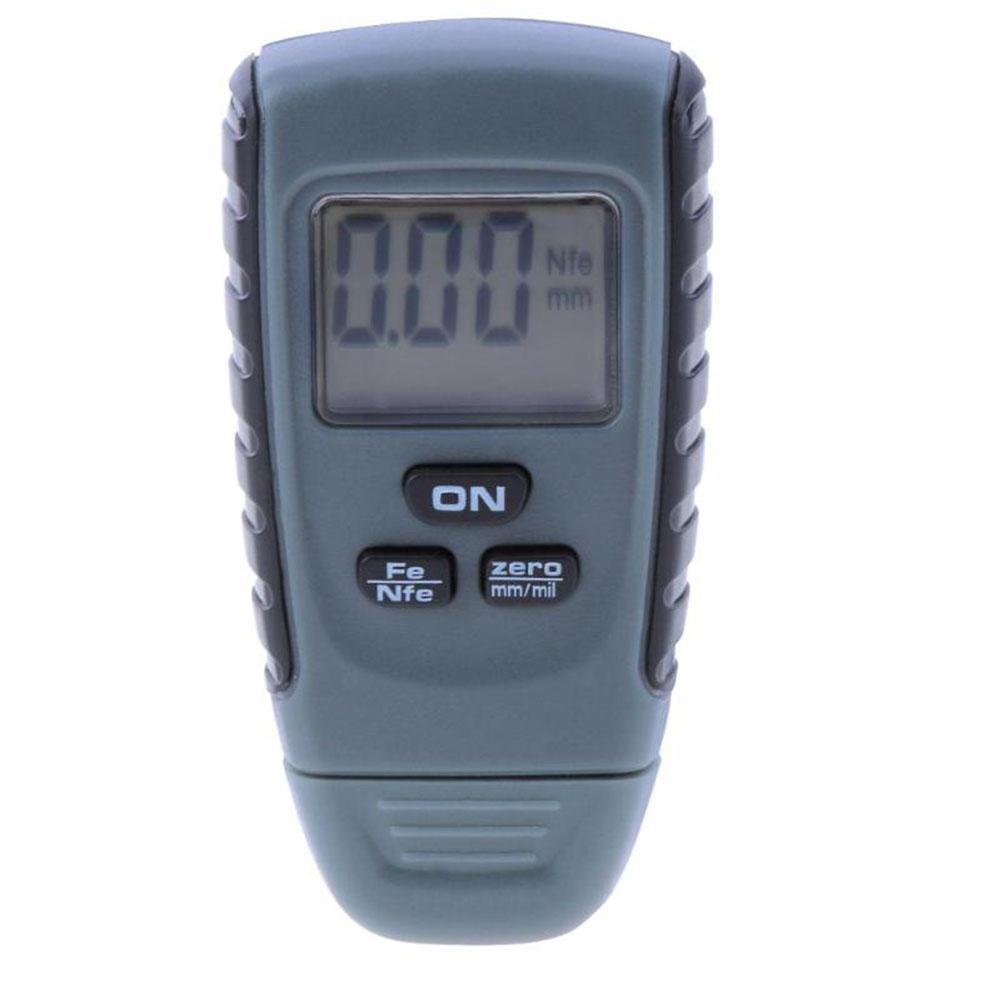 Retroiluminación Digital LCD, Mini medidor de espesor para automóvil, medidor de espesor para pintura de coche, medidor de espesor para pintura, medidor de medición RM660