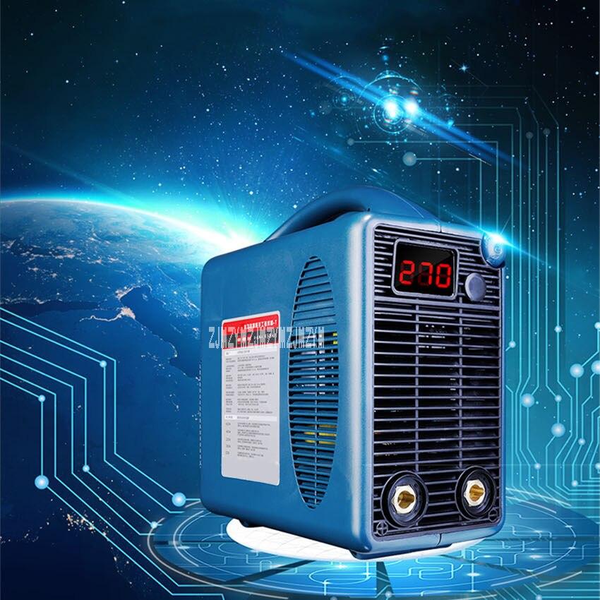 ZX7-270 soudeuse électrique 220 V/380 V double tension double usage 4.0 électrode de soudage spécial ménage industriel Machine de soudage 15KVA