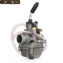 SX50 gaźnika 19mm 2 uderzeń chłodzony wodą Mini atv quad Dirt Pit motorynka 47cc 49cc dwusuwowy gaźnik
