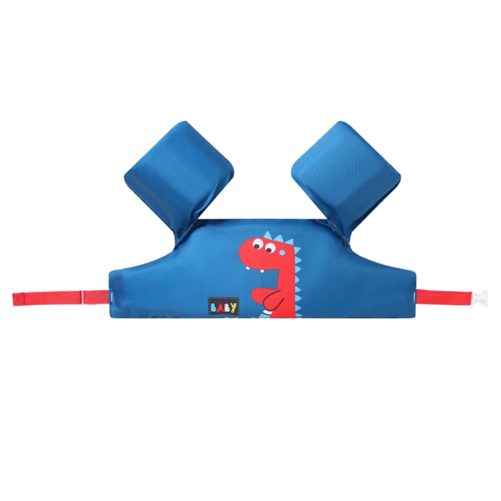Otroški plovec z risanimi rokavi z rokavi za zaščitni plašč, - Vodni športi - Fotografija 2