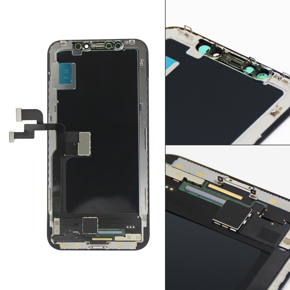 High Quality OLED For iPhone X XS XR Display OLED For iPhone X Display Screen Replacement with  Free Shipping enlarge