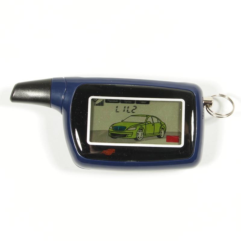 Logicar 2 remote control compatible with logicar 1 / 2 Scher Khan two way car alarm system
