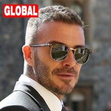Polarized Sunglasses Men Women R3016 Brand Design Eye Sun Glasses Women Semi Rimless Classic Men Sun