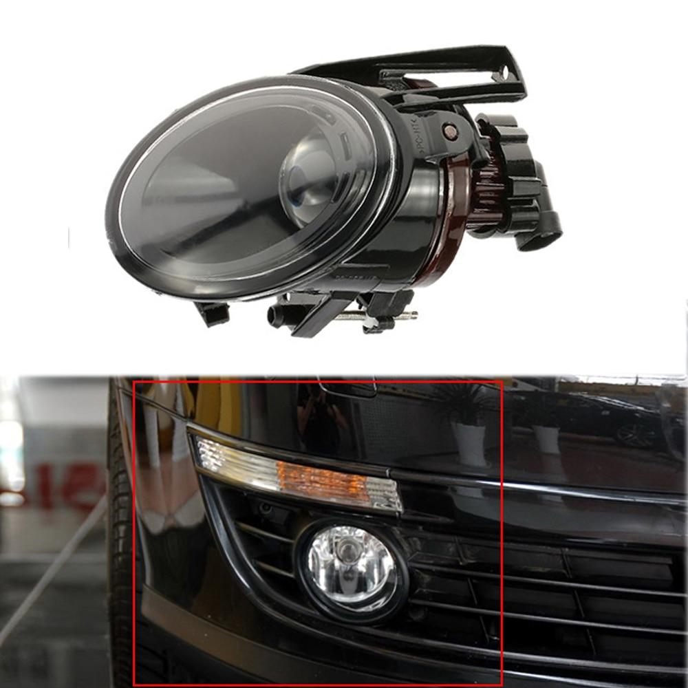 Front LED Fog Light For VW Passat B6 3C 2006-2009 Car-Styling Front Bumper LED Fog Lamps Auto Accessories car lights headlights