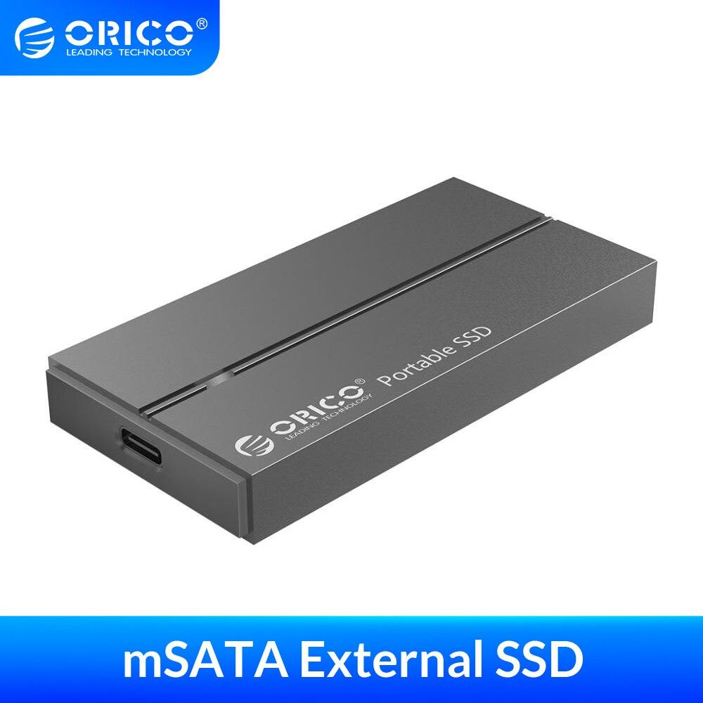 ORICO Externe Solid State Drive 1TB SATA mSATA NVME SSD 128GB 256GB 512GB Tragbare SSD 1TB Für Büro Arbeiten