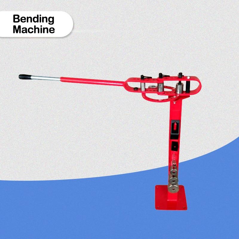 54325 Small Iron Pipe Manual Pipe Bender Multifunctional Bender New Universal Artificial Electric Metal Bender