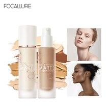 FOCALLURE Convermax fond de teint pleine couverture contrôle de lhuile maquillage visage 20 couleurs fond de teint liquide mat