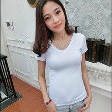Fashion  Logo Printing T Shirts Women's Sleeve  Short Fashion 100% cotton Female  T-Shirts beige