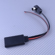Beler Pvc Auto Stereo Music Interface Bluetooth Aux In Adapter Kabel Draadloze Fit Voor Alpine IDA-X100 IDA-X200 IDA-X311 IDA-X313