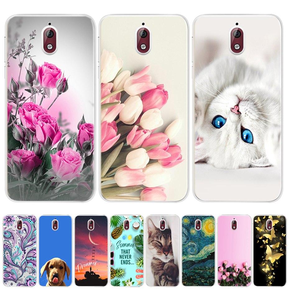 Чехол для телефона Nokia 2 3 5 6 Nokia 2,1 3,1 6,1 7,1 чехол силиконовая задняя крышка для Funda Nokia 3,1 3 2018 TA-1063 TA-1057 мягкий чехол